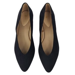 H&M Pointed Toe Black Flats